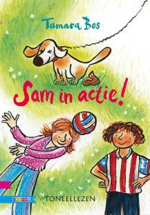 Sam in actie!