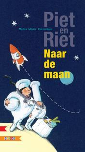Piet en riet naar de maan!