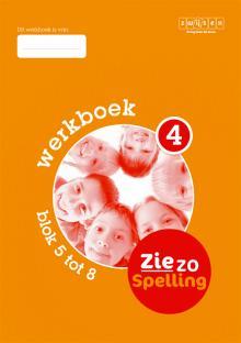 Werkboek 4 blok 5 tot 8