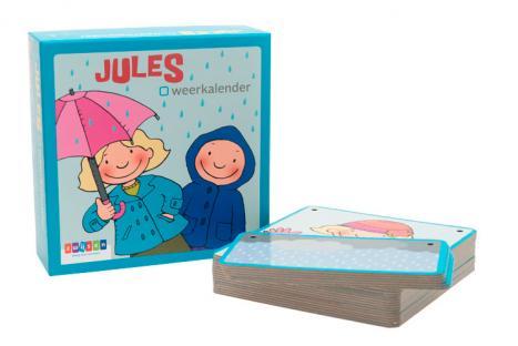 Doosje 1: Het weer met Jules