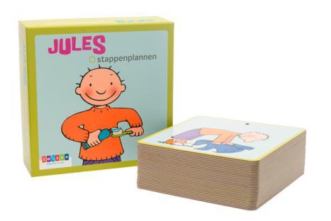 Doosje 2: Jules stappenplannen