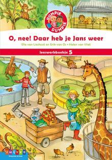 Leeswerkboekje 5: O nee! Daar heb je Jans weer, per 5