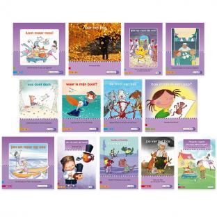 Pakket kern 5 - 13 boeken