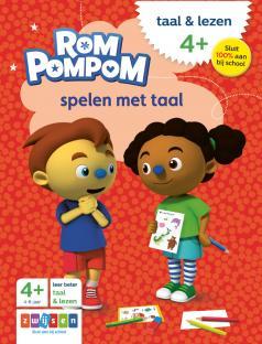 Rompompom spelen met taal