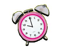 zWISo - de klok voor GO!