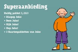 Dag Jules! Superaanbieding