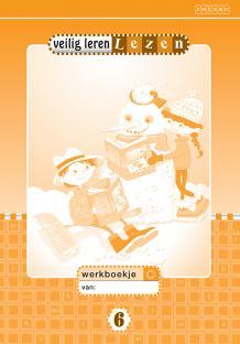 Werkboekje zon 6, per 5