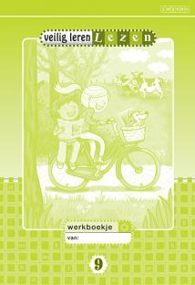 Werkboekje zon 9, per 5