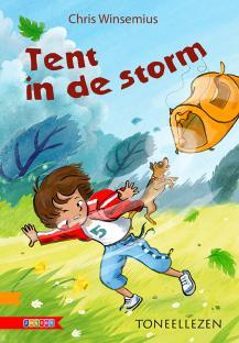Tent in de storm