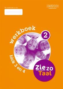 Werkboek 2 blok 3 en 4