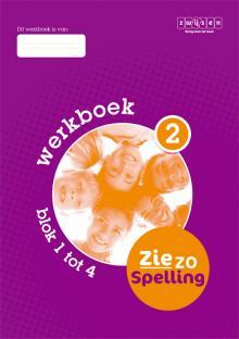 Werkboek 2 blok 1 tot 4