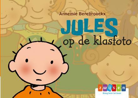 Jules op de klasfoto