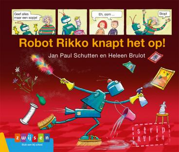 Zomerlezen, Robot Rikko knapt het op! / leerjaar 2