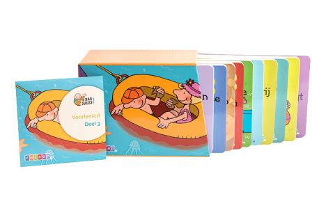 Kartonboekjes reeks 3 (10 verhalen + voorlees-cd)