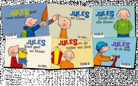 Dag Jules! kartonboekjes