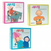 Kaartenpakketten van Jules Promobundel