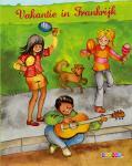 Reuzenprentenboek 'Vakantie in Frankrijk'